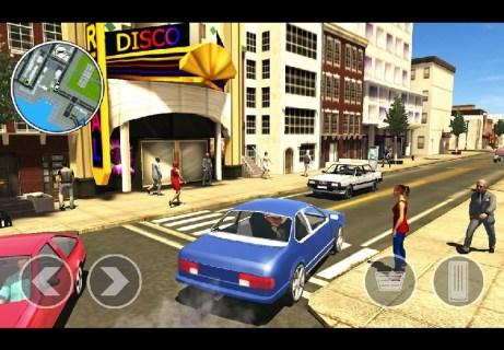 Mad Town Mafia Storie APK MOD imagen 1