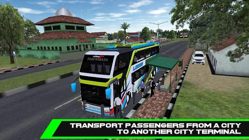 Mobile Bus Simulator APK MOD imagen 2