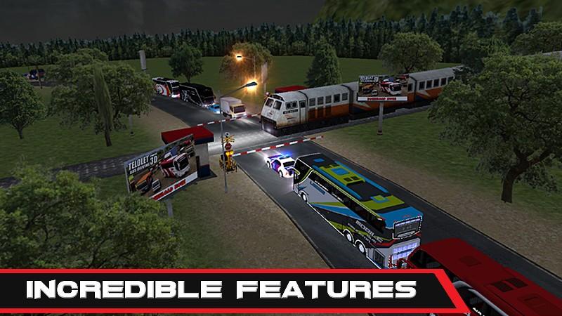 Mobile Bus Simulator APK MOD imagen 5
