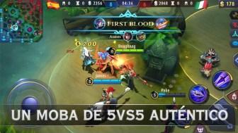 Mobile Legends Bang Bang APK MOD imagen 1