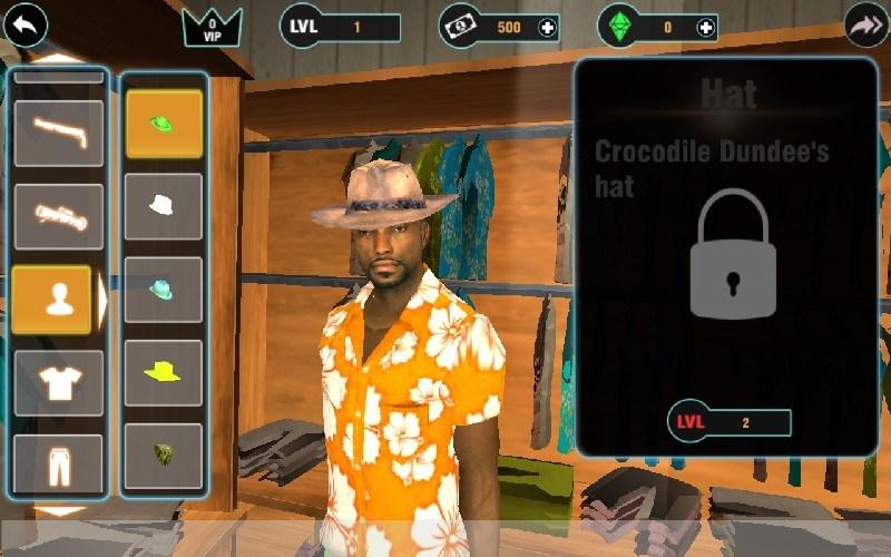 Real Gangster Crime APK MOD imagen 1