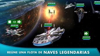 Star Wars Galaxy of Heroes APK MOD imagen 3