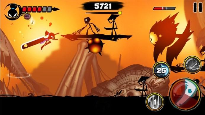 Stickman Revenge 3 APK MOD imagen 5