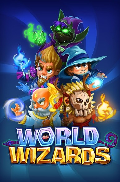 World Of Wizards APK MOD imagen 1