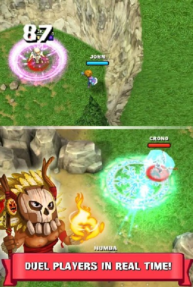 World Of Wizards APK MOD imagen 2