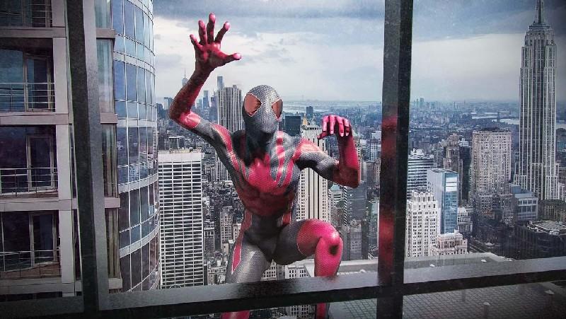 Amazing Strange Rope Police - Vice Spider Vegas APK MOD imagen 4
