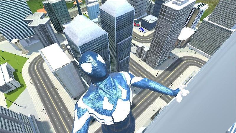 Amazing Strange Rope Police - Vice Spider Vegas APK MOD imagen 5