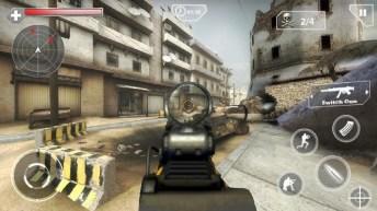 Counter Terrorist Sniper Shoot APK MOD imagen 4