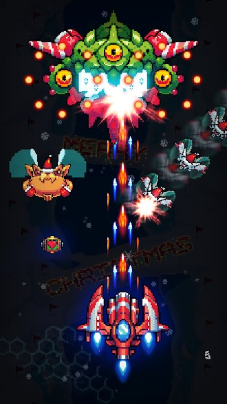Falcon Squad - Protectors Of The Galaxy APK MOD imagen 5