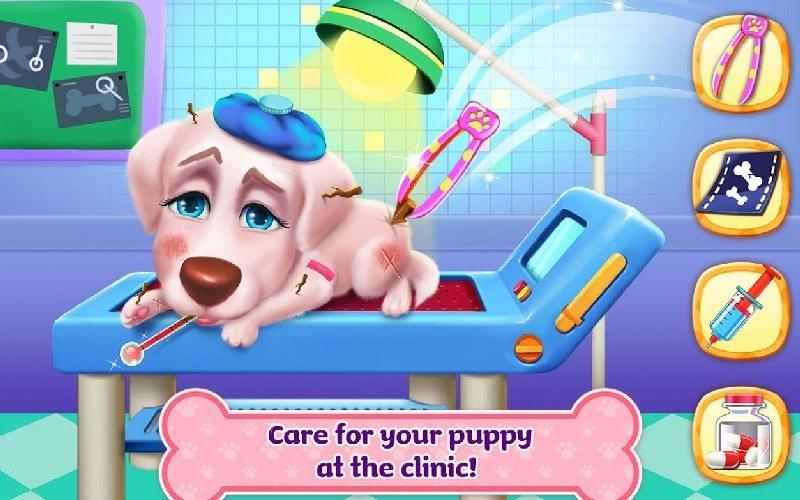Puppy Life - Secret Pet Party APK MOD imagen 4