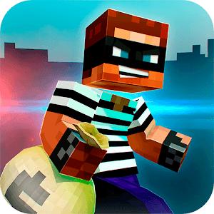 Robber Race Escape APK MOD