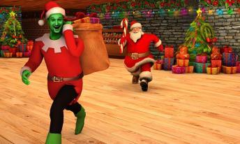 Santa Christmas Escape Mission APK MOD imagen 4