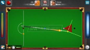 Snooker Live Pro & Six-red APK MOD imagen 1