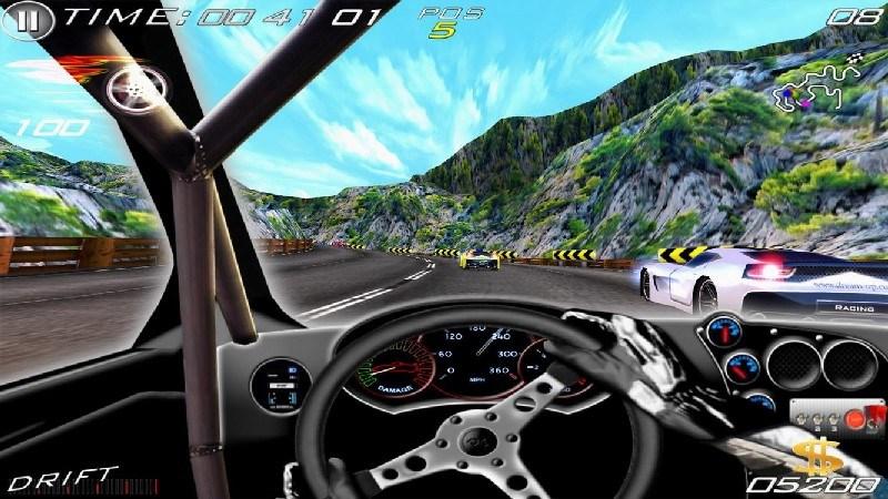 Speed Racing Ultimate 3 APK MOD imagen 4