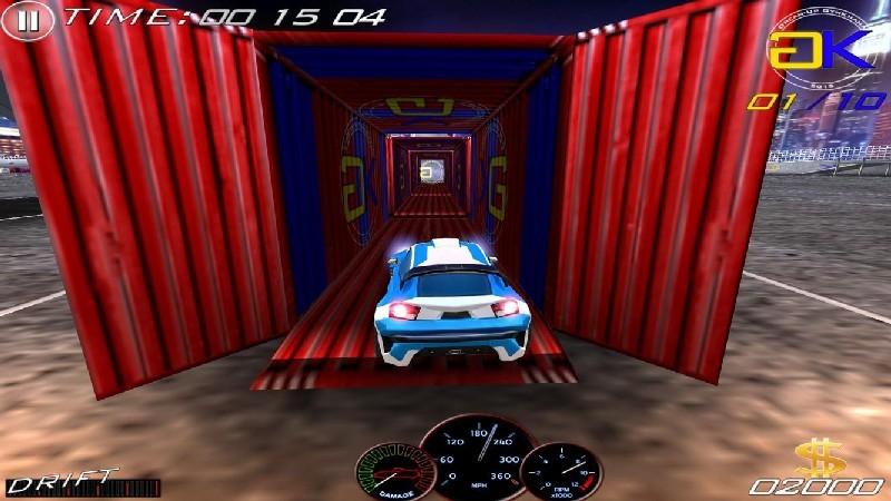 Speed Racing Ultimate 3 APK MOD imagen 5