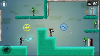 Stickman Shooter Elite Strikeforce APK MOD imagen 3