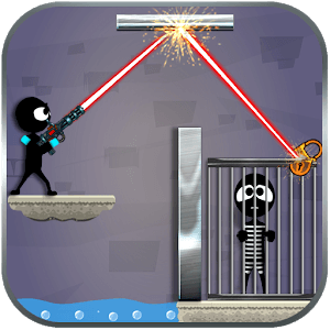 Stickman Shooter: Elite Strikeforce APK MOD