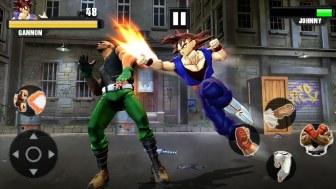 Super Goku Fighting Legend Street Revenge Fight APK MOD imagen 1