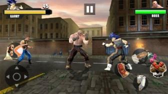 Super Goku Fighting Legend Street Revenge Fight APK MOD imagen 3
