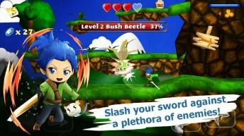 Swordigo APK MOD imagen 2