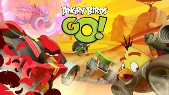 Angry Birds Go! APK MOD imagen 1