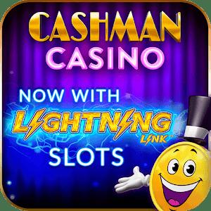 Cashman Casino - Free Slots Machines & Vegas Games APK MOD