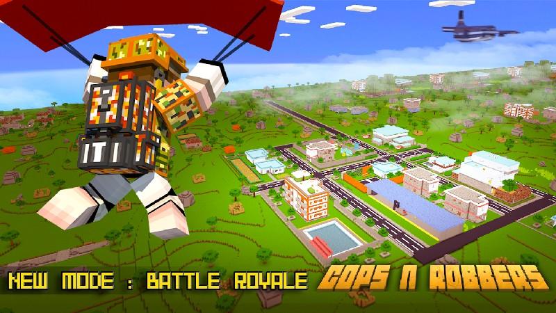 Cops N Robbers - FPS Mini Game APK MOD imagen 2