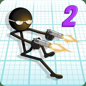 Gun Fu: Stickman 2 APK MOD