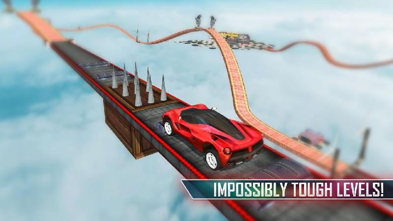 Impossible Drive Challenge APK MOD imagen 2