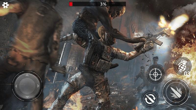 Last Saver Zombie Hunter Master APK MOD imagen 2