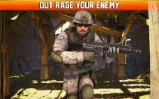 Military Commando Shooter 3D APK MOD imagen 2