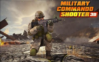 Military Commando Shooter 3D APK MOD imagen 4