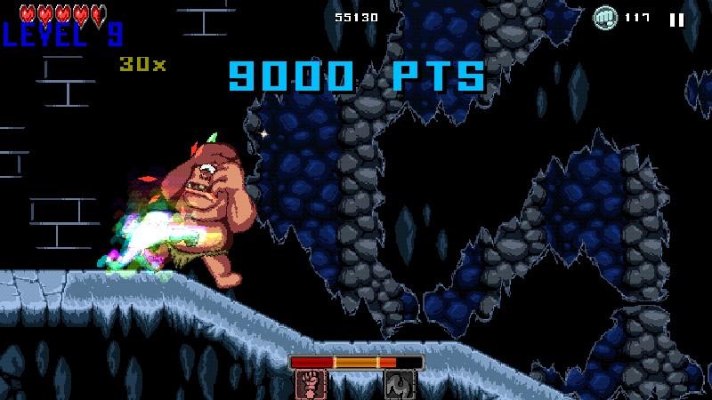 Punch Quest APK MOD imagen 2