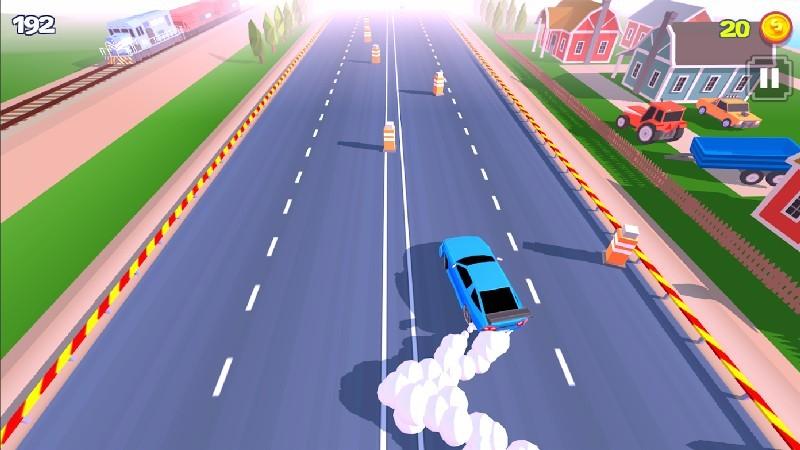 Smashy Drift APK MOD imagen 5