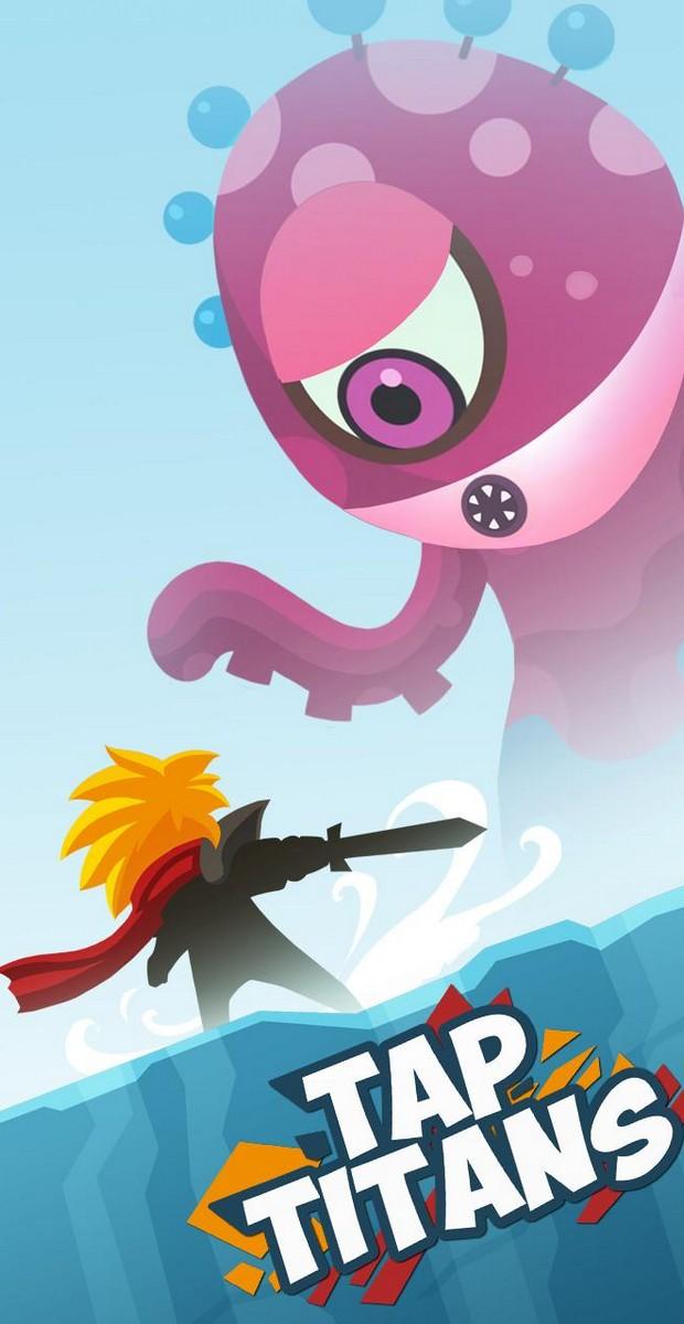 Tap Titans APK MOD imagen 3