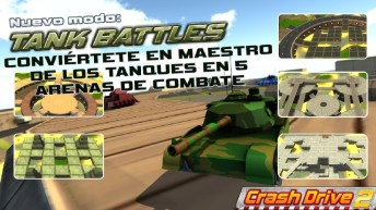 Crash Drive 2 APK MOD imagen 2
