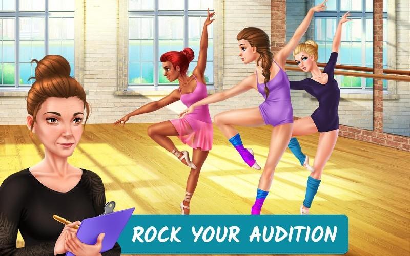 Dance School Stories - Dance Dreams Come True APK MOD imagen 1