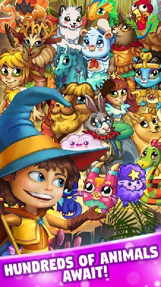 Fairy Farm - Games for Girls APK MOD imagen 4