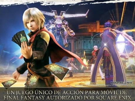 Final Fantasy Awakening(PT&ES) APK MOD imagen 2