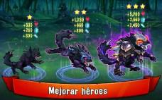 HonorBound (RPG) APK MOD imagen 3