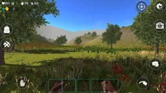 Last Planet Survival and Craft APK MOD imagen 1