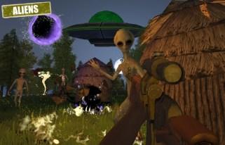 Last Survivor Survival Craft Island 3D APK MOD imagen 2