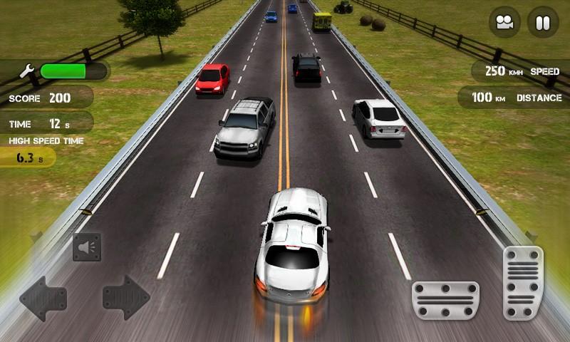 Race the Traffic APK MOD imagen 3