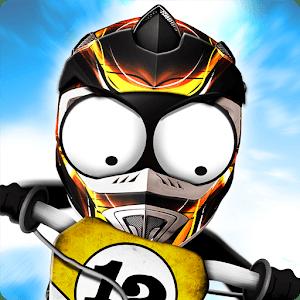 Stickman Downhill Motocross APK MOD