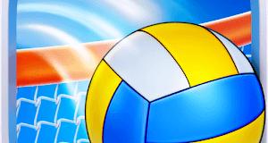 Volleyball Champions 3D APK MOD