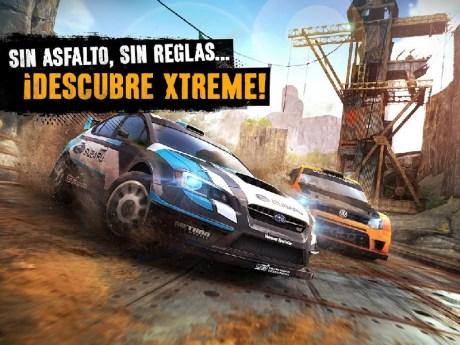 Asphalt Xtreme Rally Racing APK MOD imagen 1