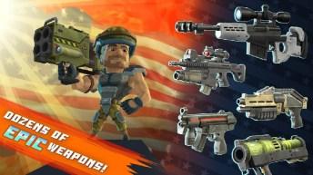 Major Mayhem 2 - Gun Shooting Action APK MOD imagen 2