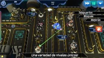 Module TD. Sci-Fi Tower Defense APK MOD imagen 1