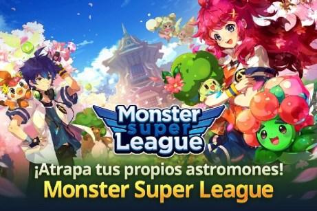 Monster Super League APK MOD imagen 1