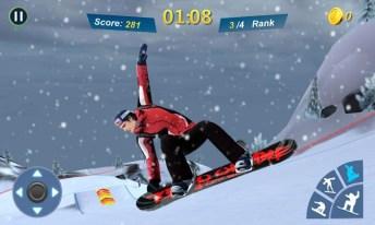 Snowboard Master 3D APK MOD imagen 4